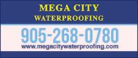 Mega City Waterproofing