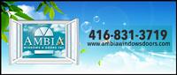 Ambia Windows & Doors Inc.