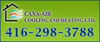 Cana-Air Cooling and Heating Inc.