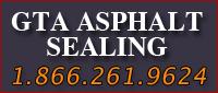 GTA Asphalt Sealing