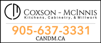 Coxson McInnis Kitchens and Custom Cabinetry