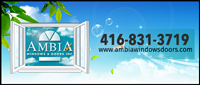 Ambia Windows & Doors Inc.