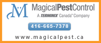 Magical Pest Control