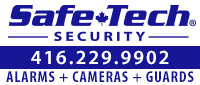 Safe Tech Alarm Systems