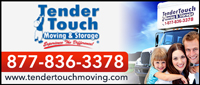 Tender Touch Moving Company Inc
