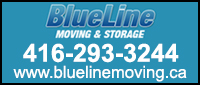 Blueline Moving and Storage (Ont) Inc