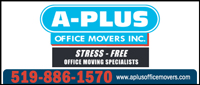 A-Plus Office Movers Inc