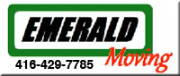 Emerald Moving and Storage Inc