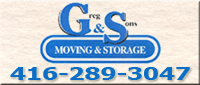 Greg & Sons Moving and Storage