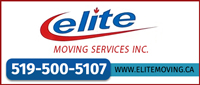 Elite Moving Services Inc