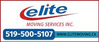 Elite Moving Services Inc