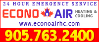 Econoair Heating & Cooling Inc