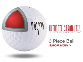 Polara Ultimate Straight XS Golf Ball