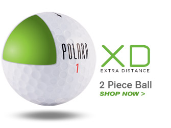 Polara XD Golf Ball