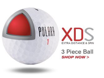 Polara XDS Golf Ball