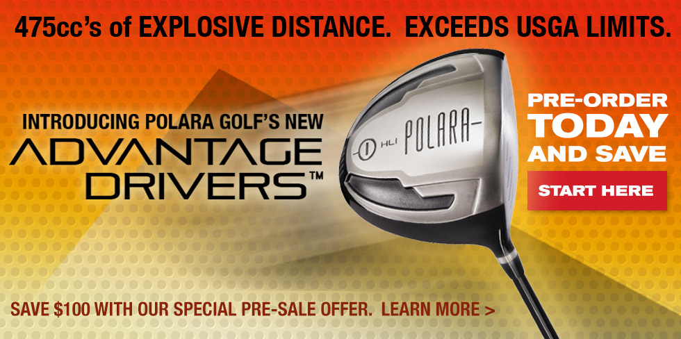 Polara Golf Advantage Driver
