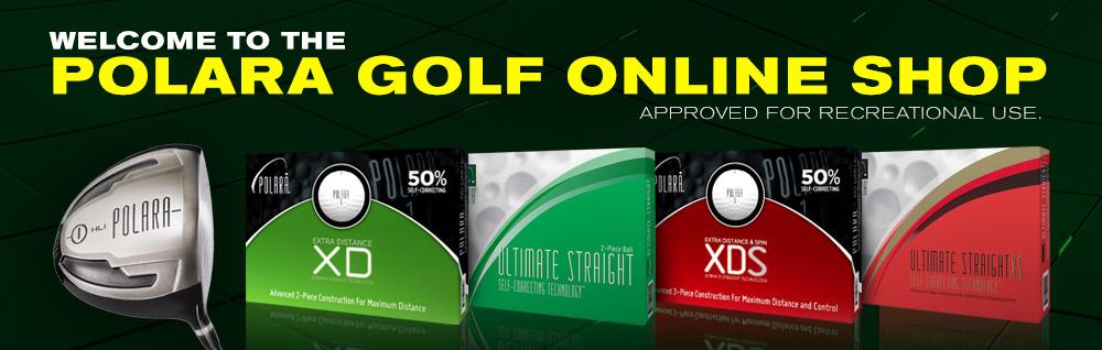 Polara Golf Online Store