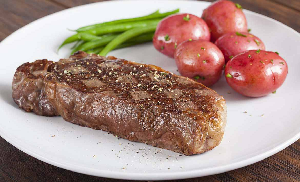 Beef Prime Center Cut Striploin
