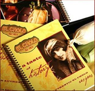 El Cholo Cookbook