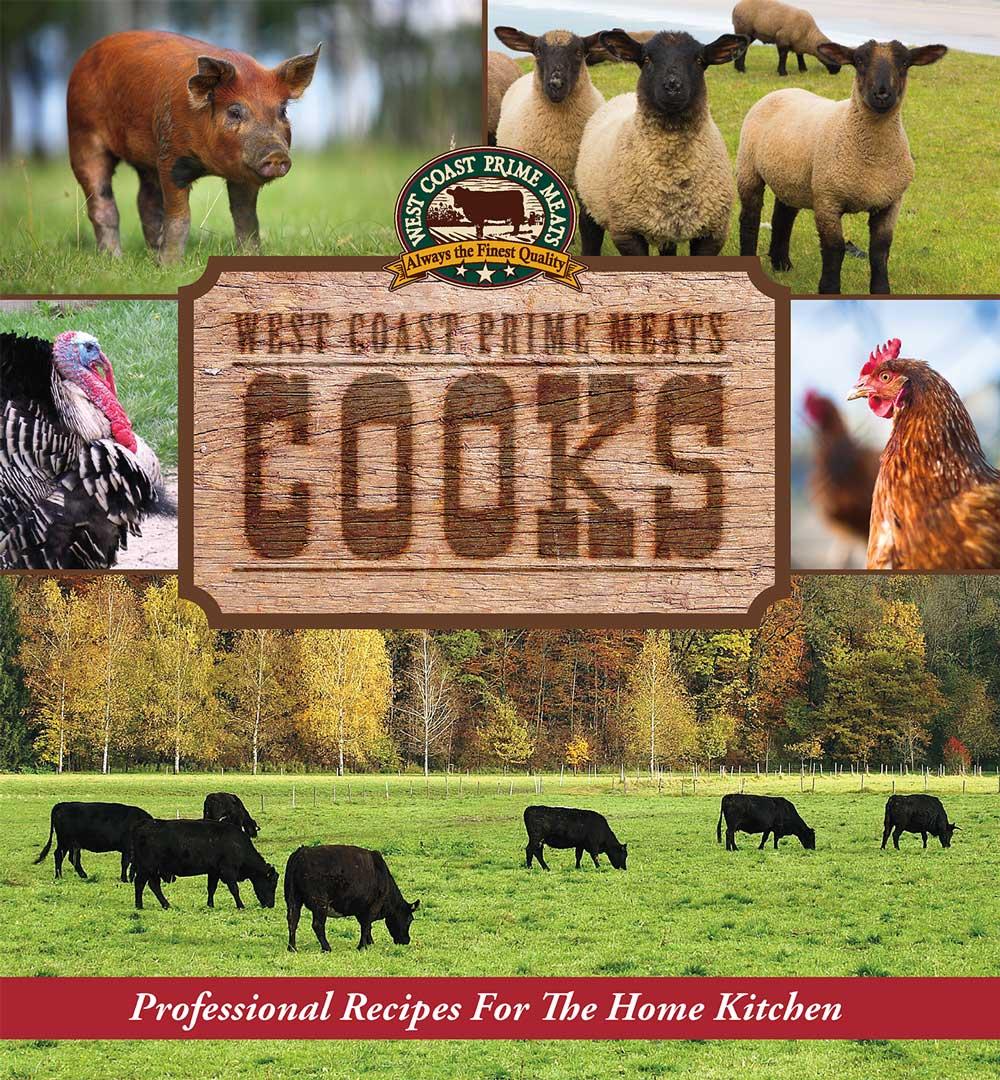 West Coast Prime Meats Cooks Cookbook