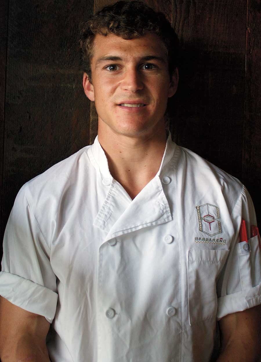 Chef Julian Martinez Barbareño