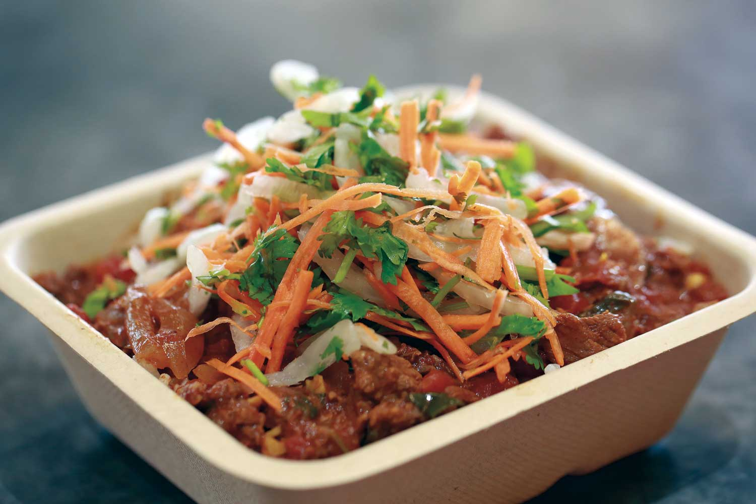 Green Tomato Grill Achiote Beef Stew