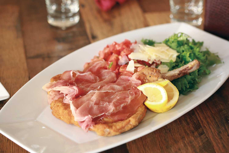 Pork Chop Milanese