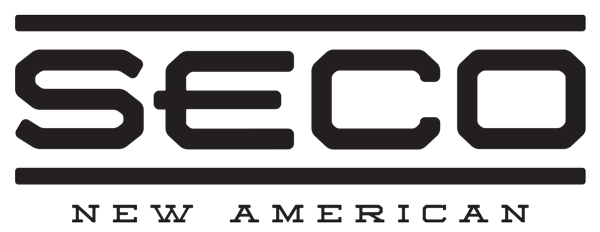 Seco New American Logo