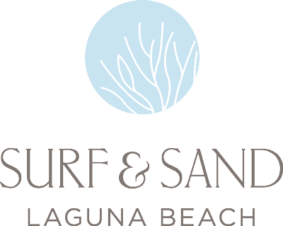 Surf & Sand Resort Logo