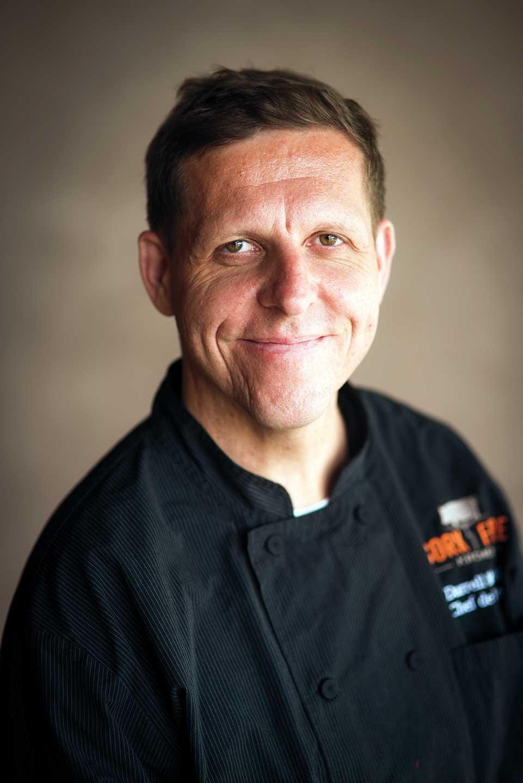 Temecula Creek Inn Chef de Cuisine Darrell MacNeil