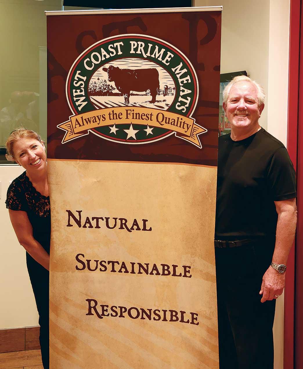 WCPM Founding Partners Amy & Craig Nickoloff