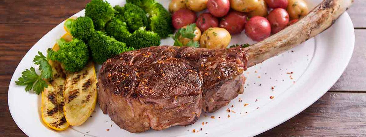 Beef Prime Tomahawk Rib Chop