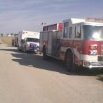 Concordia/Alma Field Fire