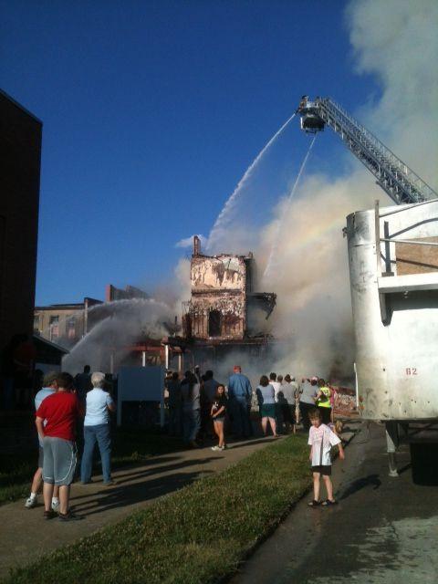 Leeper Fire One Year Anniversary