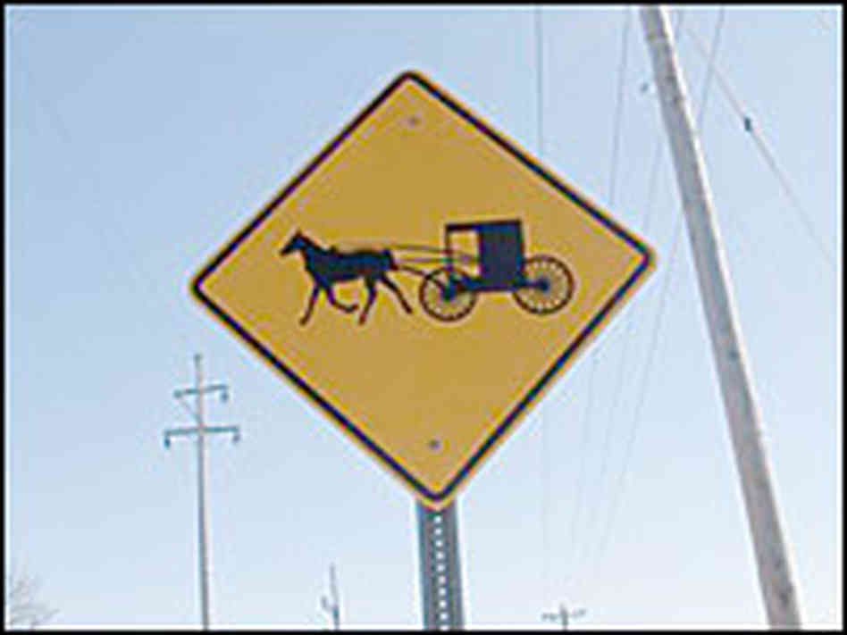Buggy operator injured after being hit by pickup in Morgan County
