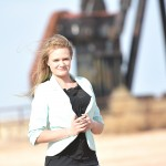 2014 Undergraduate Colvin Scholarship Award: $3,000 – Katherine Satree, Montague, Tex. – Texas Tech University
