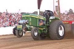 Livingston Co. Fair Truck & Tractor Pull