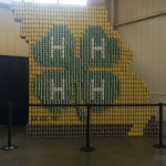 Canstruction Photo Courtesy of Missouri Farmers Care
