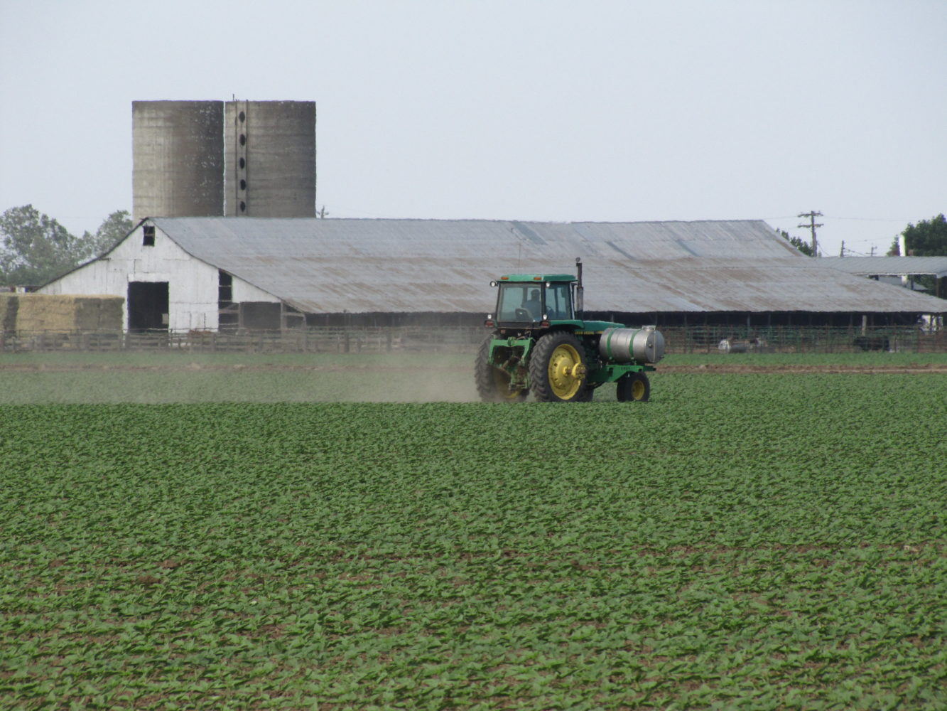 New research suggests financial stress for farms is here to stay