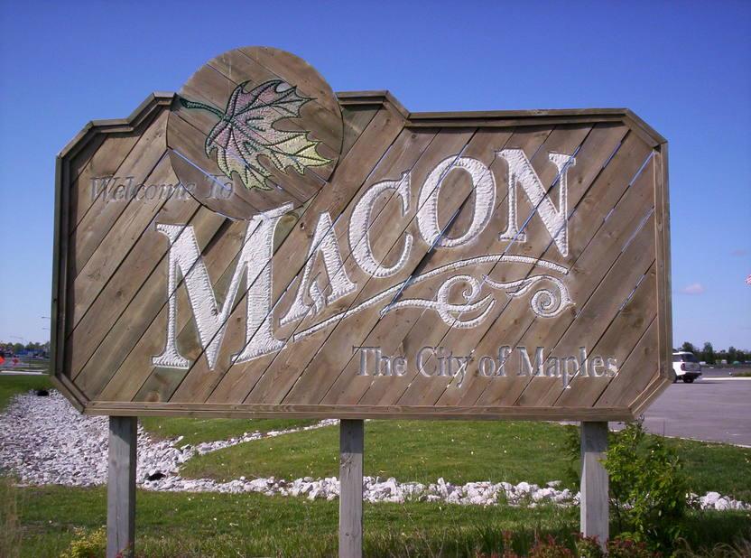 LED streetlamp changeover beginning in Macon this week