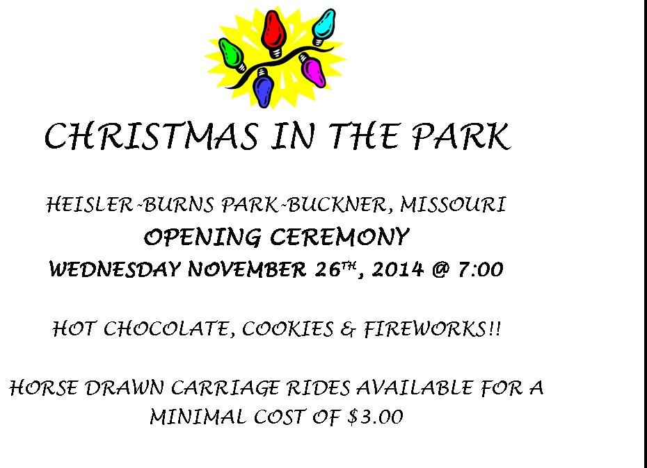 previous image full size image main gallery page next image christmas in the park - When Does Christmas In The Park Open