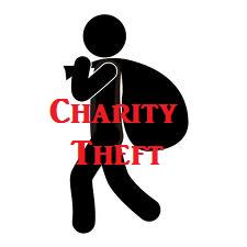 Charity Softball Tournament Theft