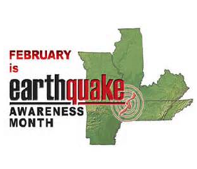 Missouri Earthquake Awareness Month