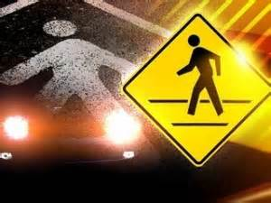 A Columbia man died after being hit by a car Tuesday night