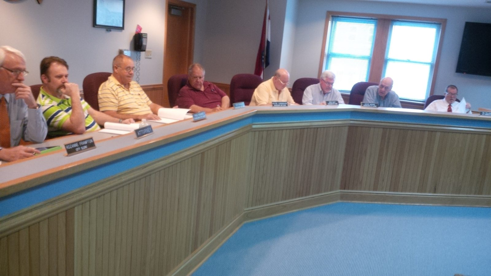 Chillicothe leaders accomplished quite a bit during regular session