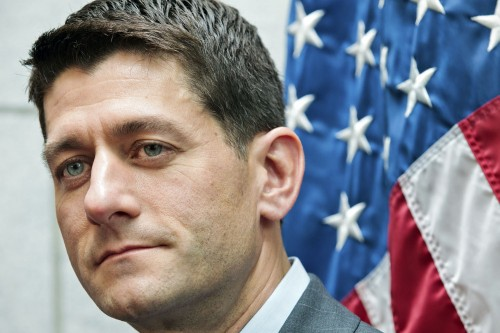 Image result for paul ryan serious