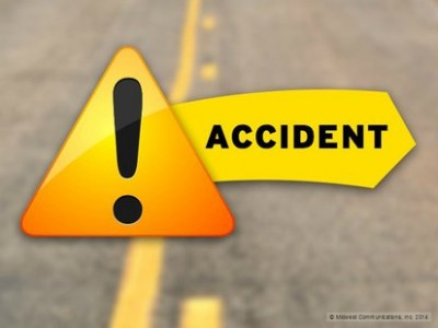 Motor vehicle accident reported on I-70 east of Concordia