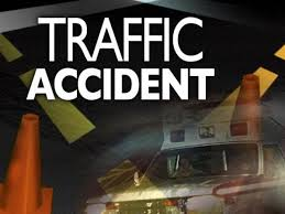 Accident reported on Interstate 70 results in two totaled vehicles