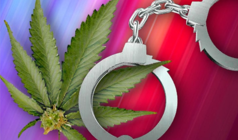 Two accused of marijuana possession in Harrison County