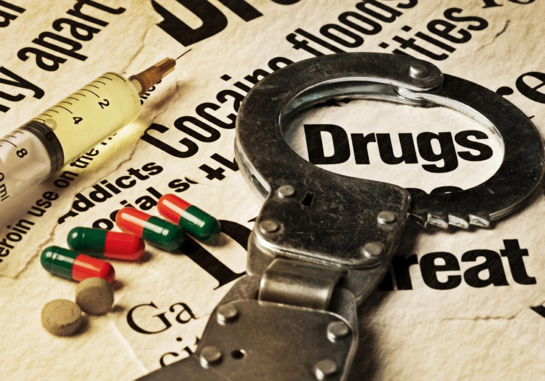 Three held on drug allegations after arrest in Saline County